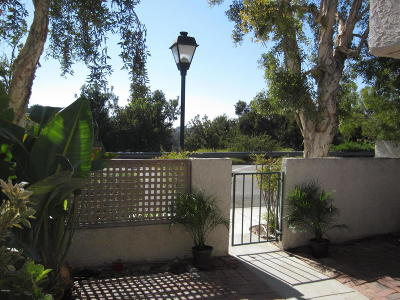 Westlake Village Single Family Home For Sale: 991 Via Colinas