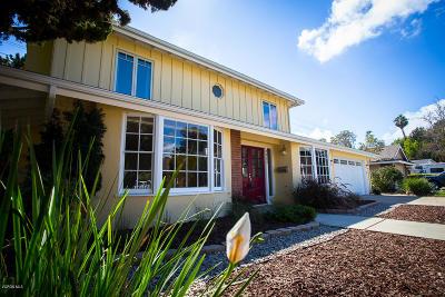 Ventura Single Family Home For Sale: 7352 Van Buren Street
