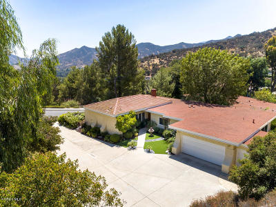 Westlake Village Single Family Home For Sale: 32440 Saddle Mountain Drive