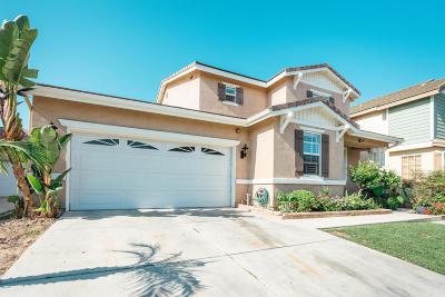 Oxnard Single Family Home For Sale: 2103 Ribera Drive