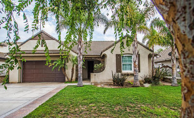 Oxnard Single Family Home For Sale: 3516 Fairmont Lane