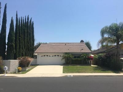 Moorpark Rental Active Under Contract: 4568 Ashtree Street