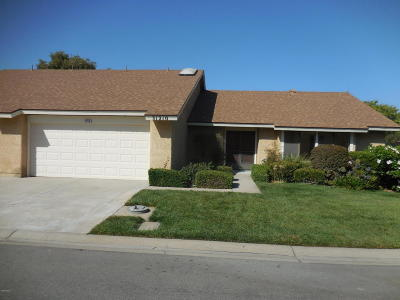 Camarillo Single Family Home For Sale: 31210 Village 31