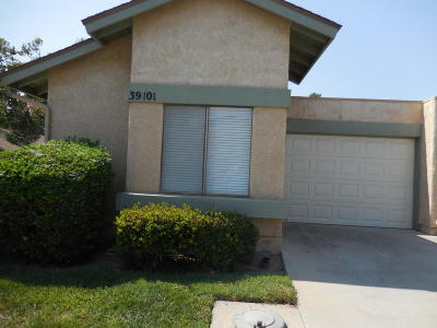 Camarillo Single Family Home For Sale: 39101 Village 39