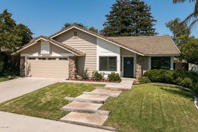Ventura Single Family Home Active Under Contract: 1686 San Gabriel Avenue