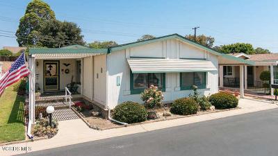 Ventura Mobile Home For Sale: 4700 Aurora Drive #132