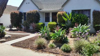Ventura Single Family Home For Sale: 309 S Coronado Street