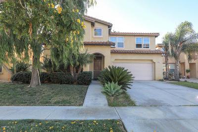 Ventura Single Family Home For Sale: 10635 Petunia Street