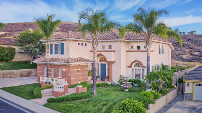 Westlake Village Single Family Home For Sale: 2480 Featherwood Street