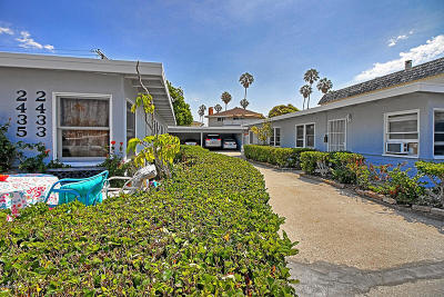 Ventura Multi Family Home Active Under Contract: 2433 Pierpont Boulevard