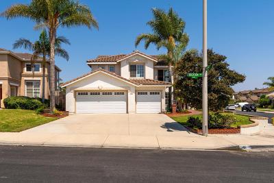 Ventura Single Family Home Active Under Contract: 16 Stockton Avenue
