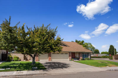 Camarillo Single Family Home Active Under Contract: 1391 Brookhaven Avenue
