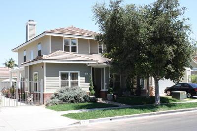 Oxnard Single Family Home For Sale: 631 Roble Lane