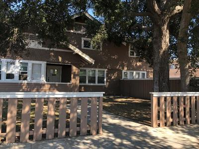 Oxnard Single Family Home For Sale: 200 S E Street