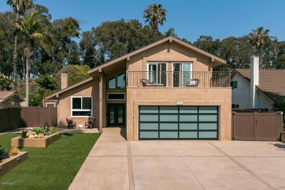 Ventura Single Family Home For Sale: 2916 Seaview Avenue