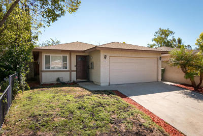 Thousand Oaks Single Family Home Active Under Contract: 446 Houston Drive