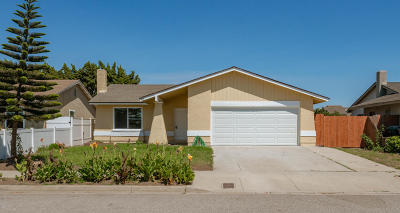 Oxnard Single Family Home For Sale: 950 Coronado Place