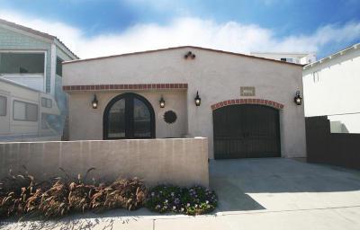 Oxnard Single Family Home For Sale: 108 Eagle Rock Avenue