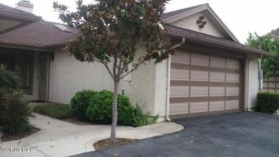 Ventura Condo/Townhouse For Sale: 2353 Eskimo Lane