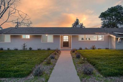 Thousand Oaks Single Family Home For Sale: 779 Briar Cliff Road