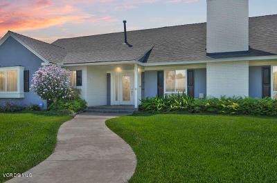 Oxnard Single Family Home For Sale: 600 Fernwood Drive
