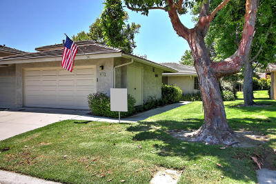 Ventura Single Family Home For Sale: 911 Tennyson Lane