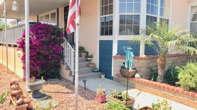 Oxnard Mobile Home Active Under Contract: 220 Ibsen Place #136