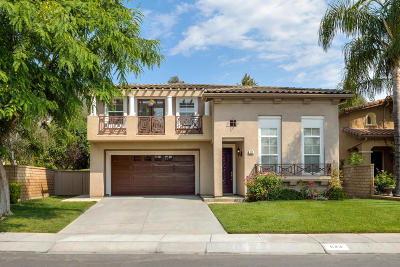 Camarillo Single Family Home For Sale: 623 Corte Regalo