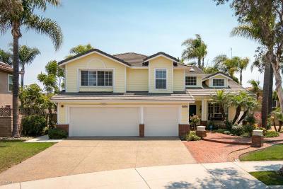 Oxnard Single Family Home For Sale: 2720 Windcrest Court