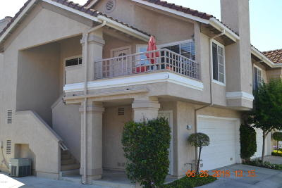 Simi Valley Condo/Townhouse For Sale: 610 Geranium Lane #A