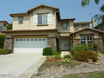 Ventura Single Family Home For Sale: 9721 Chamberlain Street