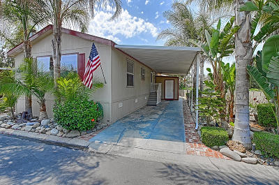 Camarillo Mobile Home For Sale: 174 Calle Escorial