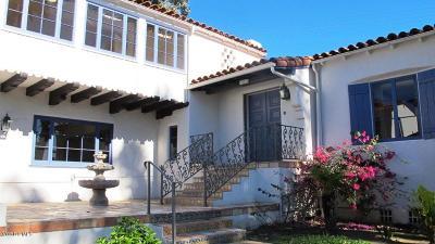 Ventura Rental For Rent: 352 Glen Ellen Drive