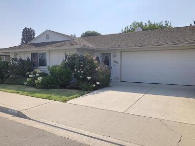 Port Hueneme Single Family Home Active Under Contract: 2574 Neptune Place