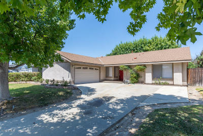 Camarillo Single Family Home For Sale: 3641 Almendro Way