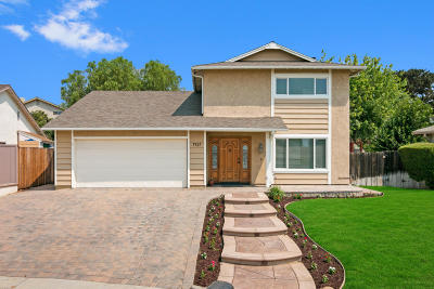 Ventura Single Family Home For Sale: 7427 Marmota Court