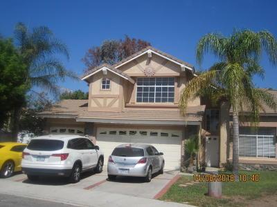 Fillmore Single Family Home For Sale: 331 Dove Court