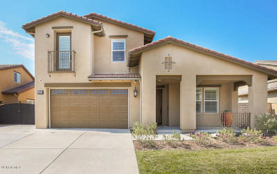 Camarillo Single Family Home For Sale: 3624 Gazebo Lane
