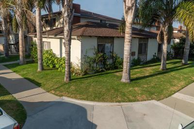 Oxnard Multi Family Home For Sale: 401 Helena Way