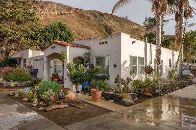 Ventura CA Single Family Home For Sale: $509,000