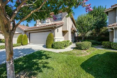 Camarillo Single Family Home For Sale: 5335 Paseo Ricoso
