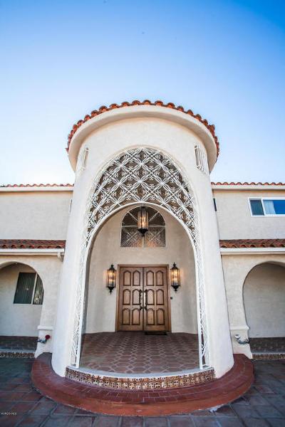 Camarillo Rental For Rent: 2711 Goldenspur Drive