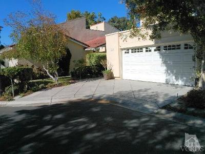 Camarillo Rental For Rent: 1667 Bridgeport Lane