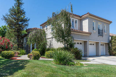 Camarillo Single Family Home For Sale: 2009 Las Estrellas Court