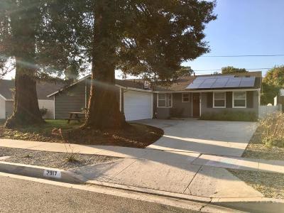 Ventura Single Family Home For Sale: 3917 Maple Street