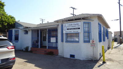 Oxnard Commercial For Sale: 402 A Street