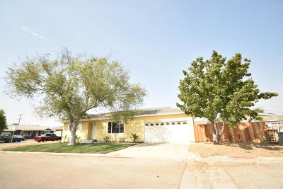 Oxnard Single Family Home For Sale: 4808 Burson Way