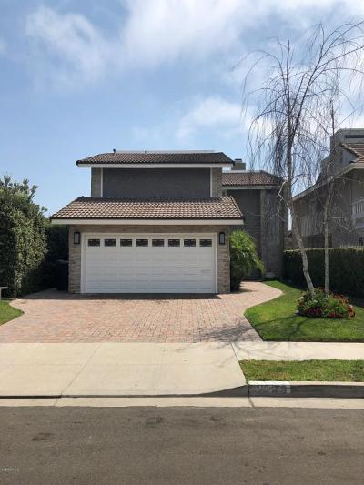 Oxnard Rental For Rent: 2034 Napoli Drive