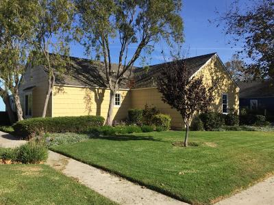 Port Hueneme Single Family Home For Sale: 447 Corvette Street