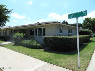Port Hueneme Single Family Home For Sale: 82 W Elfin Green